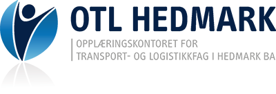 Opplæringskontor for transport- og logistikkfag i Hedemark OTL Logo